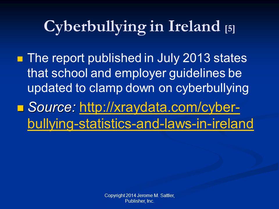 Cyberbullying in Ireland [5]